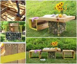 Outdoor Pallet Table 20 Diy Outdoor Pallet Furniture Ideas And Tutorials