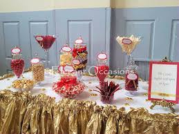 candy buffets elegant occasions