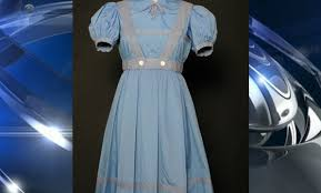 bay area collector sells original wizard of oz dress at auction