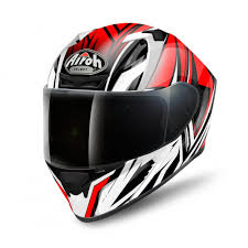 airoh motocross helmet airoh valor helmet conquer red gloss helmets from custom lids uk