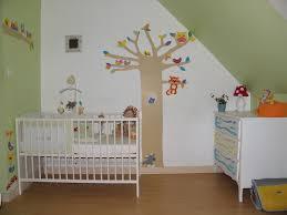 thème décoration chambre bébé decoration chambre bebe theme foret visuel 3