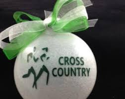 cross country ornament cross country ornaments cross