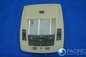 lexus rx450h vin decoder front overhead console sunroof telematic connect oem lexus rx450