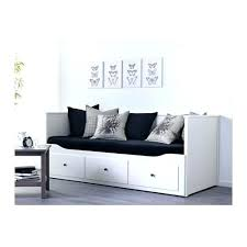 canapé avec lit tiroir canape avec lit tiroir hemnes structure divan 3 tiroirs blanc ikea