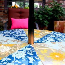 Paint Patio Umbrella Patio Lounge Table