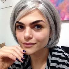 hairstyles for turning grey best 25 premature grey hair ideas on pinterest red hair going