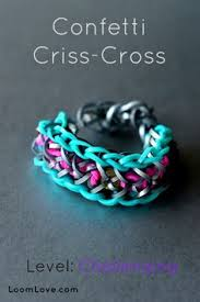 double cross bracelet images How to make a double cross rainbow loom bracelet rainbowloom jpg