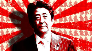 Japan War Flag Japan Shinzo Abe U0027s Government Has A Thing About It Likes Him