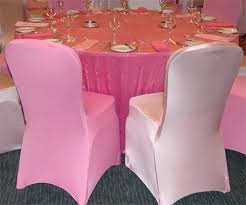 pink chair covers pink wedding pink spandex chair covers pink weddings