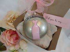 will you be my bridesmaid ornament ornament wedding and weddings