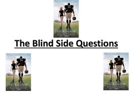 The Blind Side Player The Blind Side Questions