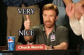 Nice Meme - very chuck norris approves meme on memegen