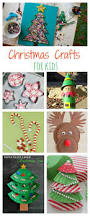 top 10 christmas crafts for kids reindeer santa christmas tree