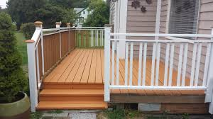 i went with the behr deck over