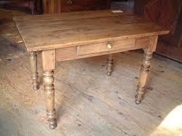 le de bureau ancienne table bureau pieds tournés louis philippe ancienne antiquites