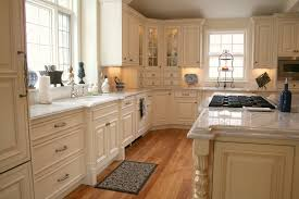 Cream Kitchen Cabinets With Glaze Furniture Maple Vanity Kitchen Cabinets Glazed Mid Continent