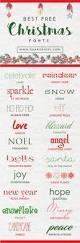 best christmas font neologic co