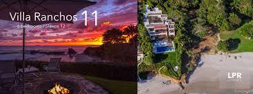 the luxury villas of ranchos estates punta mita resort