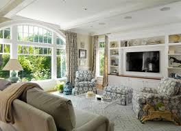 Large Arched Window Wall In Family Room Windows Jan Gleysteen - Family room window ideas