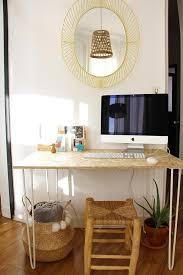 bureau en osb un bureau osb handmade très simple à réaliser 1183 granville
