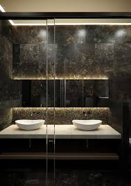 Bathrooms Design A Stylish Apartment With Classic Design Features
