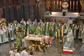 bicentenary mass celebrated in aix en provence eugene de