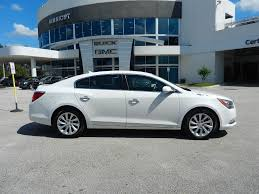 pre owned 2014 buick lacrosse leather 4dr car in jacksonville