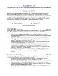 retail management cover letter sales assistant cv example shop