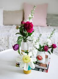 Flower Vases Centerpieces Floral Print Party Vases U2013 A Subtle Revelry