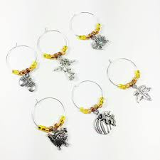 thanksgiving wine charms therapy wine