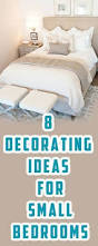 Decorating Small Bedrooms 45 Inspiring Small Bedrooms Interior Options Pinterest