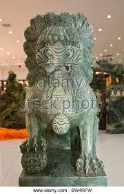 jade lion statue lion statue statues stock photos lion statue
