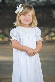 flower girl dress toddler flower girl dress vintage smocked dresses heirloom white ivory