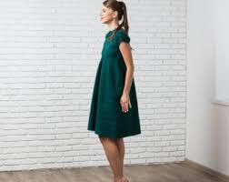 emerald green dress etsy
