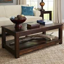 Target White Table by Coffee Table Parsons Tobacco Brown Coffee Table Pier 1 Imports
