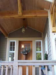 furniture entrancing small wooden front porch decoration using