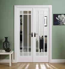 interior french doors with glass panels photo door design interior