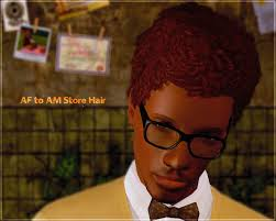 sims 3 african american hairstyles club crimsyn af to am store hair ts3 male hair pinterest sims