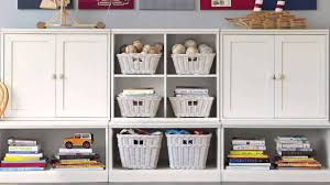 enjoy style and functionality with these storage systems for kids