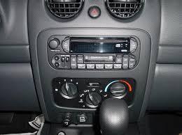 jeep liberty 2003 price 2002 2007 jeep liberty car audio profile