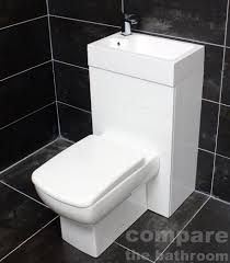 all in one toilet and sink unit all in one space saving vanity unit toilet sink basin in cloak roca