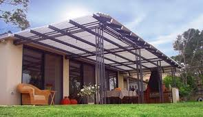 Automatic Patio Cover Louvered Pergola Covers Shade And Shutter Systems Inc New
