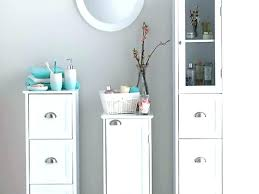 Small Bathroom Storage Cabinets Bathroom Cabinet Best Narrow Bathroom Cabinet Ideas On