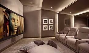 Home Theater Interiors Home Theater Interior Design Inspiration - Home interior design inspiration