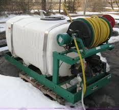 2005 lesco commercial plus slide in spray unit item 8190
