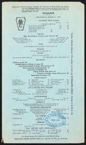 waldorf astoria new york thanksgiving dinner 37 best menus rail images on pinterest dinner menu vintage menu