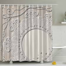 Amazing Deal On Periodic Table Shower Curtain Kids Children Ambesonne Wayfair