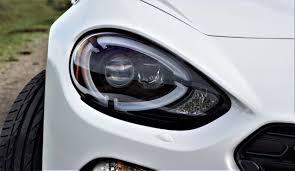 fiat spider white 2017 fiat 124 spider lusso road test carcostcanada