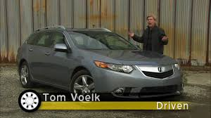 acura station wagon 2011 acura tsx sport wagon hd video review youtube