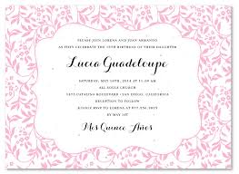 quinceanera invitation wording in gangcraft net